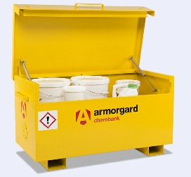 Secure Hazardous Goods Storage