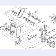 DANARM 71008-470 HI GEARBOX ASS