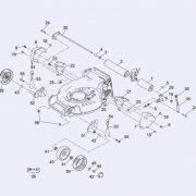 DANARM LM5360HXR ROLL DIA