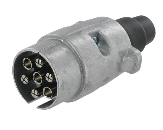 7 Pin Metal Trailer Plug