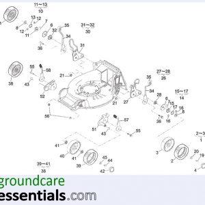 DANARM LM4861 WHEEL ASS